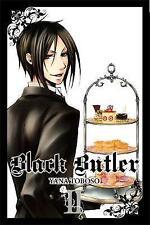 Black Butler: Vol 2, Good Condition Book, Toboso, Yana, ISBN 9780316084253