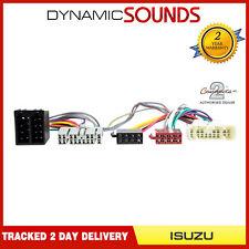 ct10is01 Parrot SOT T Adaptateur Harnais Câble câblage pour Isuzu D-Max 2007 a