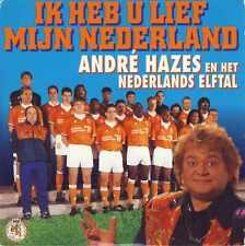 ANDRE HAZES en het NEDERLANDS ELFTAL - Ik heb u lief mijn Nederland 2TR CDS 1994