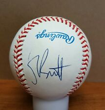 George Brett Autographed Signed Official American League Baseball