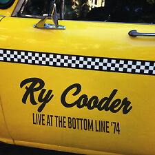RY COODER - Live At The Bottom Line '74. New CD + sealed **NEW**