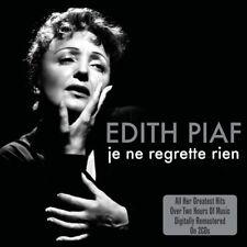 JE NE REGRETTE RIEN - PIAF EDITH (CD)