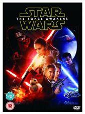 Star Wars The Force Awakens DVD 2015