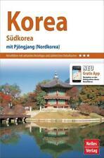 Nelles Guide Reiseführer Korea (2017, Taschenbuch)