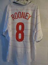 Manchester United 2003-2004 Rooney 8 Away Football Shirt Size xxl /34851