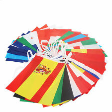 Useful 32 Countries String Flag 25M International World bar party Banner Bunting