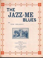 Jazz Me Blues 1921 Lucille Hegamin Sheet Music