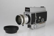 Cinemax Macro C-802 Super 8 Filmkamera #718741 mit 1,8/7,5-60mm Macro Super