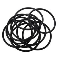 2X(10 pezzi 90 mm x 5mm Guarnizione O-ring in gomma nitrilica nera Guarnizi O2W7