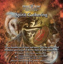 Spirit Gathering with Hemi-Sync by Monroe Products Theta Shamanic music CD