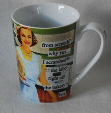 Anne Taintor from scratch coffee mug