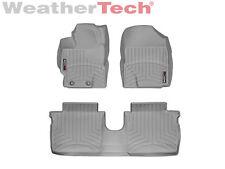 WeatherTech Floor Mats FloorLiner - Toyota Yaris - 2012-2014 - Grey