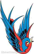 Blue Bird STICKER Decal PP10R Right Facing