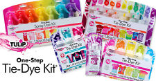 Tulip One Step Tie Dye 5 Colours Kits in Carousel, Luau, Neon, Rainbow, Ultimate