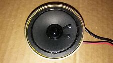 "7BB00 AUDIOVOX SPEAKER, T65RZ2301G40, 2-1/2"", 4 OZ NET, SOUNDS GREAT, VERY GOOD"