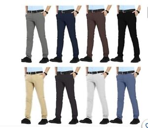 Urban Core High Quality Slim Fit Chino Pant For Formal and Casual