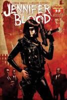 Jennifer Blood #1  Dynamite Comic Book