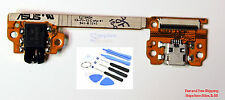 USB Power Charger Charging Port Flex Cable Asus Google Nexus 7 1st 2012 w/ tools
