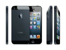 DEAL 1 :Brand New Apple iPhone 5 64 GB Black Factory Unlocked 1 YEAR WARRANTY