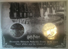 Yule Ball Prop Trading Card P8 MM2 Memorable Moments Harry Potter Goblet Fire