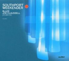 SOUTHPORT WEEKENDER 2 Mixed By BLAZE & JOE CLAUSSELL 2CDs (New Sealed) House