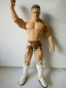 """Bad Ass"" Billy Gunn Figure 1999 WWF WWE AEW Rare gold shorts"