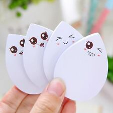 Creative Waterdrop Sticky Notes Memo Pad Escolar School Stationery Supplies
