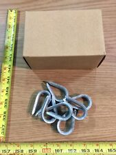 "5/16"" Wire Rope Thimbles Box Of 25 Hot Galvanized"