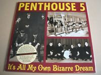 "Penthouse 5 - It's All My Own Bizarre Dream  lp + 7 "" single rare garage psych"