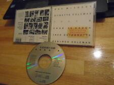 RARE OOP PROMO Pat Metheny Ornette Coleman CD Song X jazz CHARLIE HADEN curlew