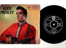 """ELVIS PRESLEY.SELF TITLED.UK ORIG """"R/C"""" EP 1C/1D & """"FRONT/LAM"""" PIC/SL.VG/VG"""