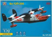 BERIEV Be-12P-200 (FIREFIGHTER)  MODELSVIT 1/72 Plastic Kit