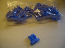 25PACK 3M 972 Scotchlok Self-Stripping In-Line Blade ATC Fuse Holders 18-14 Blue