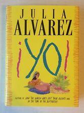 Yo! SIGNED by Julia Alvarez (1997, Hardcover) 1st Ed. 1st Printing