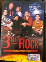 3rd Rock from the Sun - Season 1 (DVD, 2011, 2-Disc Set) Like New To Very Good