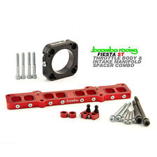 Boomba Fiesta ST Mk7 Intake Manifold and Throttle Body Spacer Combo