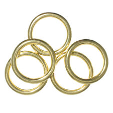 Brass O-Rings – Great for Diy Projects, Decoration & Art