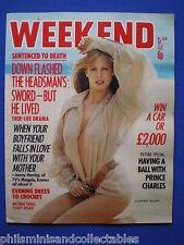 Weekend Magazine - Jenny Hanley, Ava Gardner, Stephanie McLean 15th Jan 1975