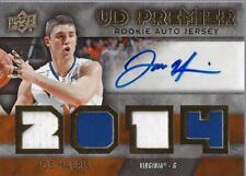 2014-15 SPx UD Premier Jersey Autographs #20 Joe Harris Auto Jersey /80 - NM-MT
