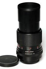 CARL ZEISS JENA  SONNAR MC 135mm f/3.5  M42  *****MINT***** #0831