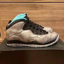 Nike Air Jordan 10 X Retro Lady Liberty Dust Metallic Gold 705178-045 Sz 12