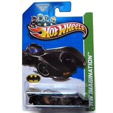 Batman Batmobile Hot Wheels HW Imagination # 61 New 2013 Diecast toy car