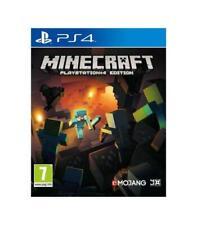 Minecraft PlayStation 4 Edición (Sony PS4, 2014)