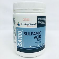 Sulfamic Acid High Purity 1kg Fast and Postage