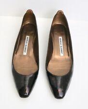 db9fd97c156a2 Manolo Blahnik Patent Leather Ballet Flats for Women for sale | eBay