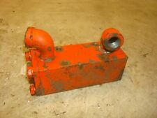 1956 Case 311 Tractor Hydraulic Control Valve Block 300