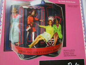 19pg Barbie Fashion Boutique Doll History Article /DISPLAY CASES+  / Holderbaum