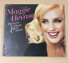 Maggie Herron Between The Music & The Moon CD New Factory Sealed