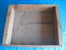 Vintage Box made from a Western Cartridge Co Big Inch Blasting Cap Wood Box
