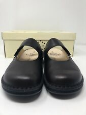 Finn Comfort Shoes Women's Brown Leather Mary Jane US 8.5
